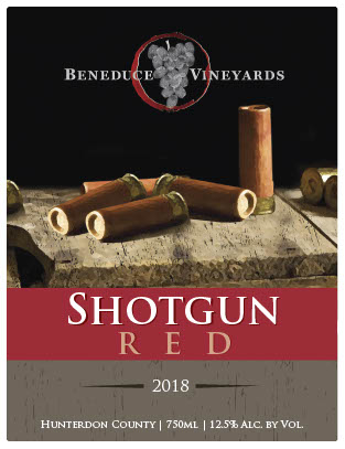 Product Image for 2018 Shotgun Red