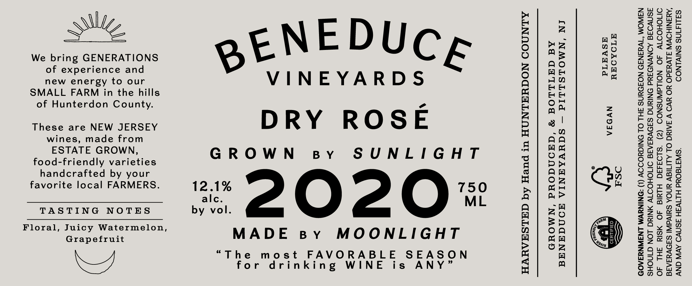 Product Image for 2020 Dry Rosé