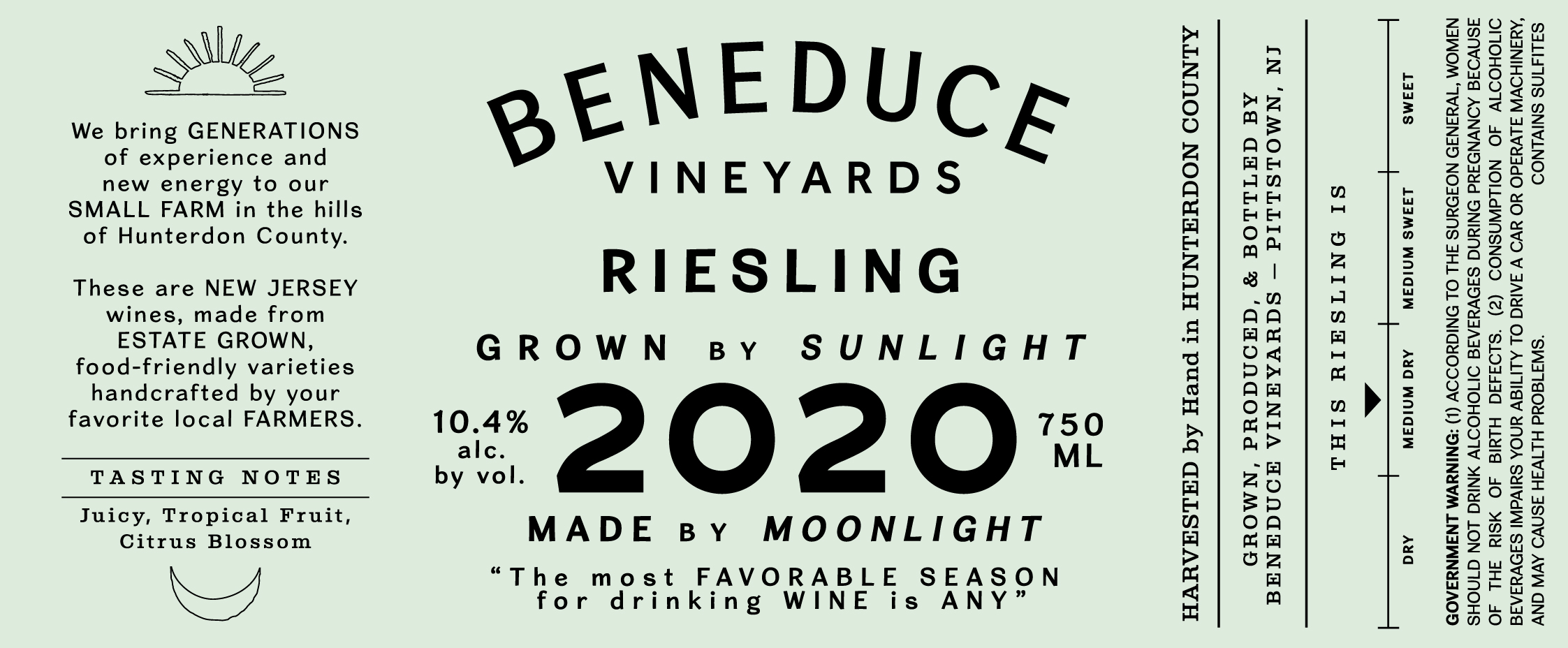 Product Image for 2020 Riesling